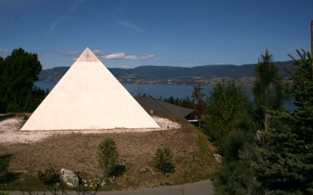 Summerhill Pyramid Winery - Lake, Winery, Pyramid, Canada