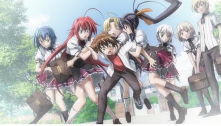 highschool dxd anime4you