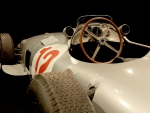 1954 Mercedes-Benz W-196 Grand Prix racing car