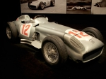 1954 Mercedes Benz W196 Grand Prix racing car