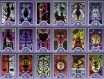 Tarot cards(persona)