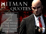 Agent. 47 (Quote #2)