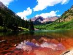 Maroon Bell Mountain, Colorado