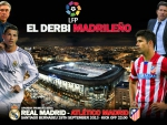 Real Madrid - Atletico Madrid 2013