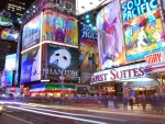 Time Square, New York City, New York
