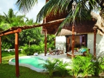 Villa with Secret Jacuzzi Fiji