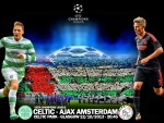 Celtic - AJAX AMSTERDAM CHAMPIONS LEAGUE
