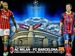 AC Milan - FC Barcelona Champions League 2013