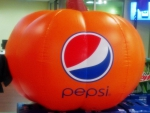 Pepsi Pumpkin