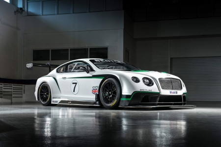 Bentley Continental GT3 race car - 2013, 01, bentley, car, 10, picture
