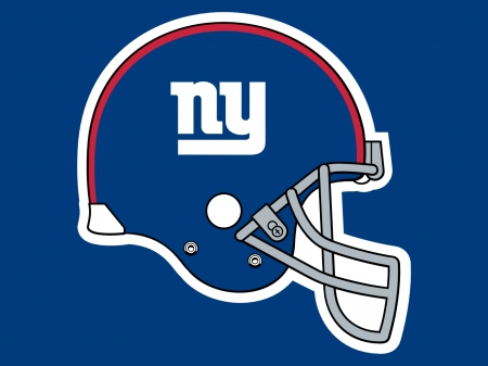 The New York Giants - giants logo, giants, eli manning, The New York Giants