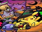 Pikachu's Ghostly Halloween