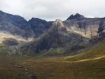real scottish mountain
