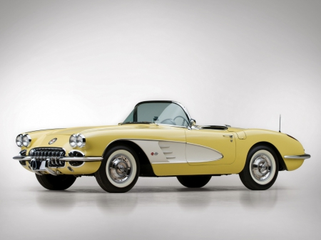 1962 Chevrolet Corvette convertible - picture, chevrolet, 04, car, 2013, 10