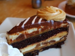 Cream Cheese Marble Cake