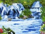The water rhapsody
