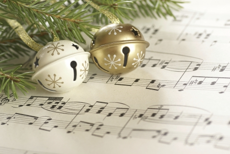Christmas Music Background.Song For Christmas Music Entertainment Background