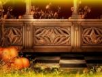 Pumpkins Balcony