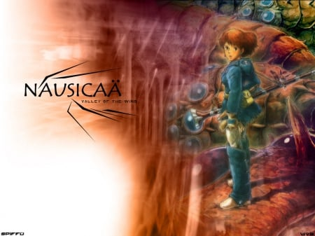 ~Nausicaa~ - movie, Nausicaa, anime, ghibli, heroine, Nausicaa of the Valley of the Wind