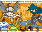 Piplup halloween