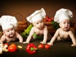 Beautiful Children - Future Chefs