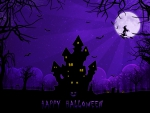 Purple Halloween