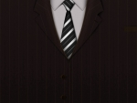 Suit And Tie Texture
