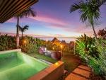 Sunset Pool Fiji