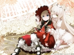Shinku and Kirakishou