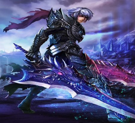 Dragon warrior other anime background wallpapers on - Anime boy dragon ...