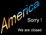 Sorry,we are closed