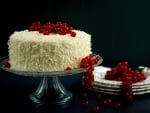 *** Red current cake ***