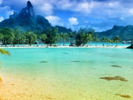 Bora Bora Colour Spectrum *wow*