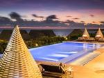 Sunset Pool in Fiji