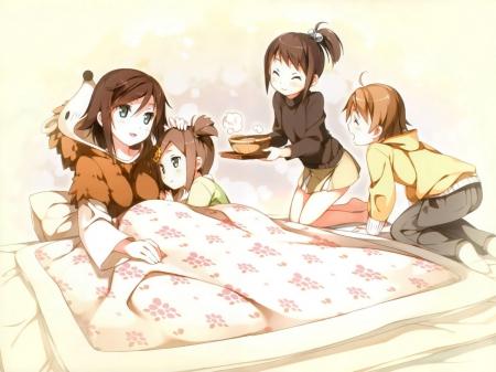 A Heart Warm Family
