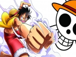 Luffy's Second Gear -all the way onepiece -