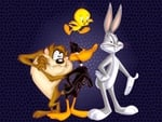 Bugs Bunny Daffy Tweety  Taz