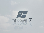Windows 7 White Cloud