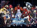 blazblue characters