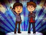 Ronald en Timo