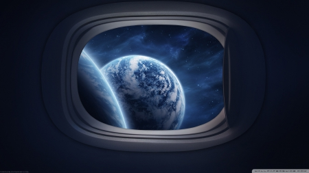 Blue Planet View - blue planets, blue planet, blue world, Blue Planet View