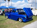 Customized Chevy Truck