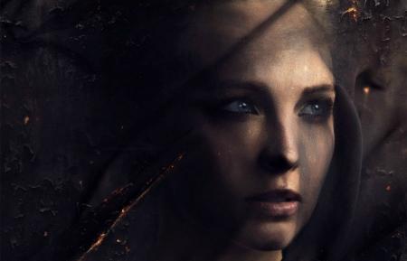 Caroline forbes vampire eyes