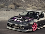 Nissan 240SX Import turner