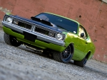 Muscle Cars - Customized 1972 Dodge Dart Demon