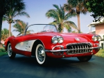 Classic Sports Cars - 1960 Chevrolet Corvette