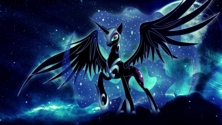 mlp nightmare moon tv series entertainment background