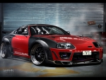 Toyota Supra import turner