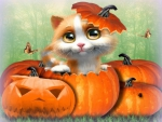 ★Cute Cat Halloween★