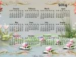 ~*~ 2014 Calendar ~*~